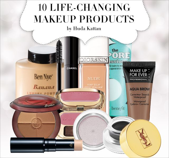10 Life-Changing Makeup Products!