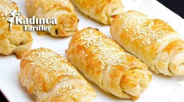 Çok Kabaran Patatesli Börek Tarifi | Kadınca Tarifler | Kolay ve Nefis Yemek Tarifleri Sitesi - Oktay Usta