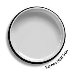 Resene Half Iron