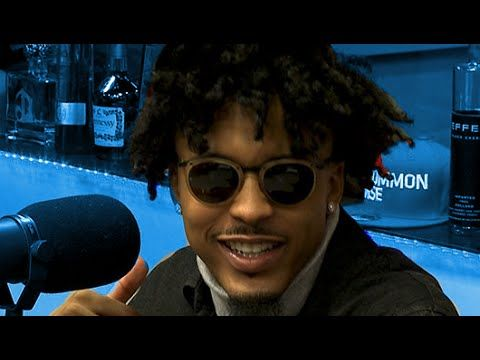 August Alsina Hits Up The Breakfast Club After Frustration About Album Being Leaked  | The Mos Dopest News