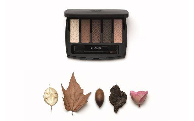 DIT is de gloednieuwe herfstmake-up van Chanel | ELLE