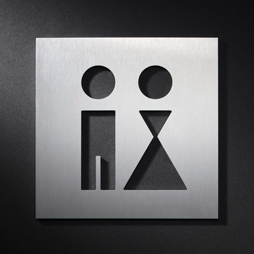 pictogramme didentification P WC P S PHOS Design GmbH