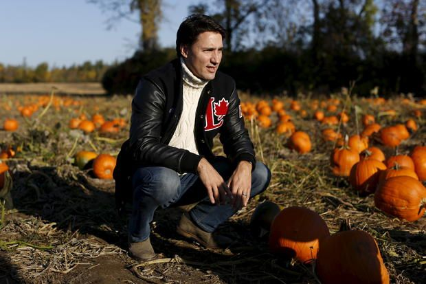 Justin Trudeau - Canada - Sexiest world leaders - Pictures - CBS News