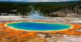 Grand Prismatic Spring - Bing Images