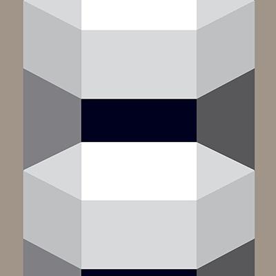 Cube col.2 grey by Zoltan Popovits - Vallila Interior '13