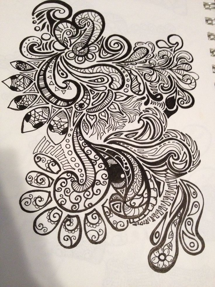 My doodle art things i 39 ve done pinterest beautiful for Beautiful drawing ideas
