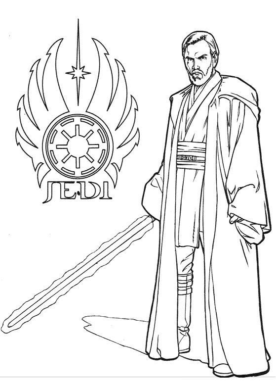 Star Wars Episode 3 Coloring Pages Printable Coloring Pages