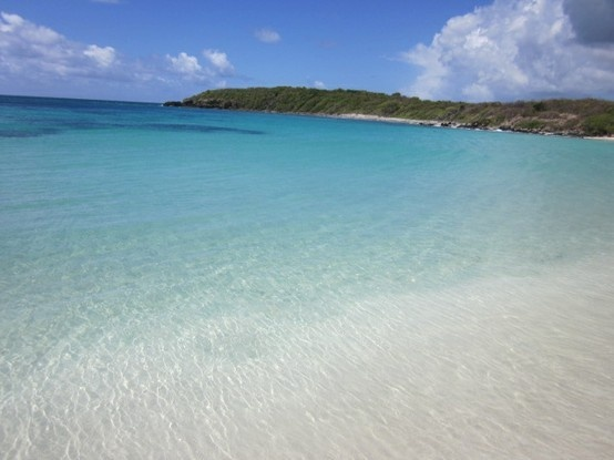 Secret Beach, Vieques