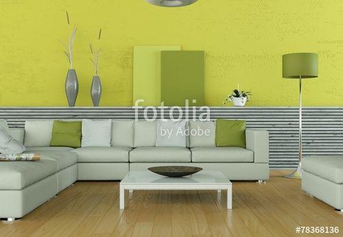 """Pobierz zdjęcie royalty free  """"modernes Sofa Interieur Design"""" autorstwa…"""