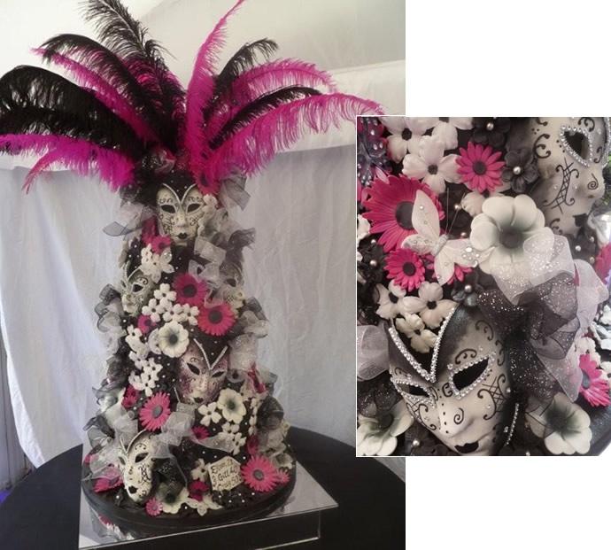 Mask Decorating Ideas Stunning 26 Best Masquerade Images On Pinterest  Mask Party Masquerade Design Decoration