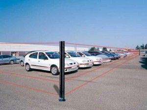Az infra sorompós az egyik legelterjedtebb kültéri riasztórendszer.  http://www.videoriaszto.hu/kulteri-riasztorendszer/