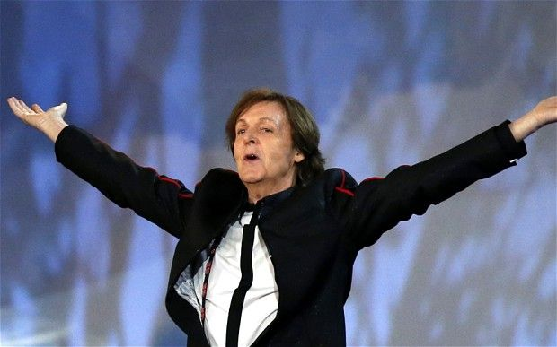 Paul McCartney reschedules U.S. tour dates on doctors' orders