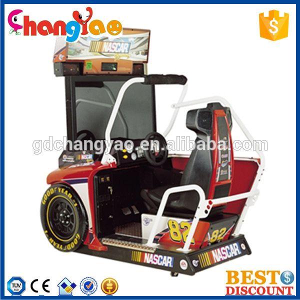 NAscar Racing Game Simulator Arcade Game Machine