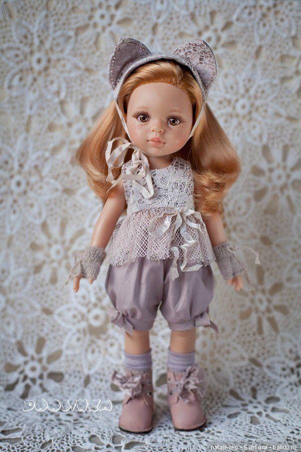 Гламурный зверополис / Куклы Паола Рейна, Paola Reina / Бэйбики. Куклы фото. Одежда для кукол