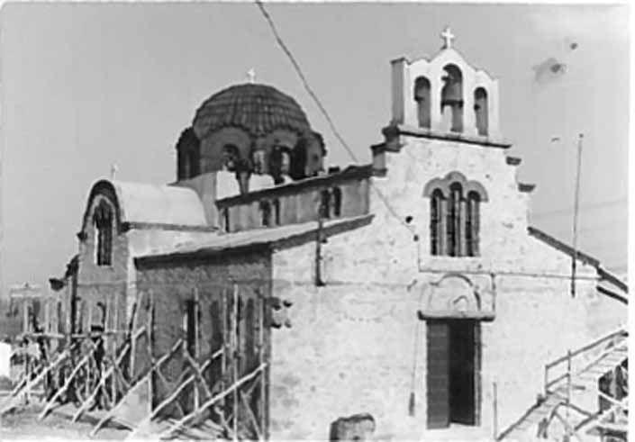 Η ιστορία της Παντοβασίλισσας στη Ραφήνα μέσα από 9 φωτογραφίες! | iRafina