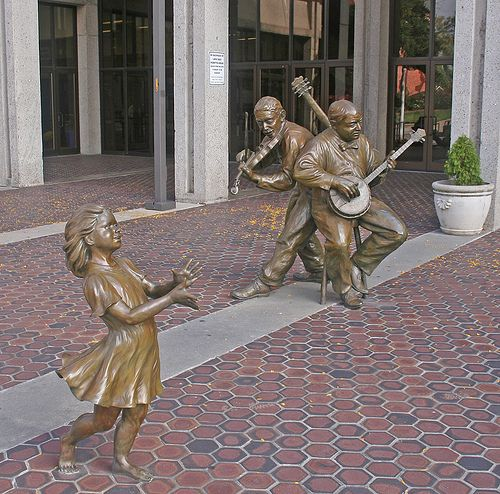dance to the music Asheville NC