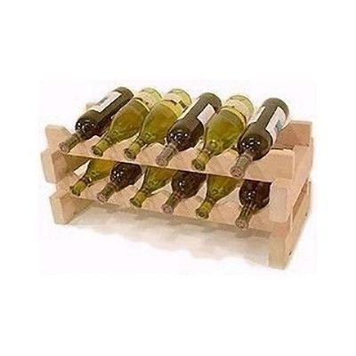 Wineracks.com 12 Bottle Tabletop Wine Rack
