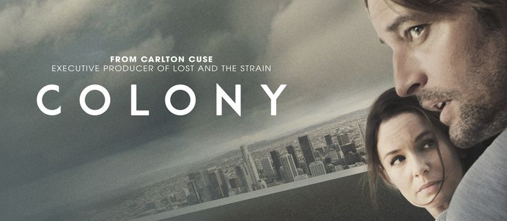 Cast & Info | Colony | USA Network