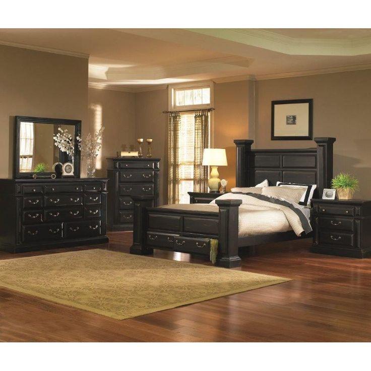 dimora bedroom set%0A Torreon Black  Piece Queen Bedroom Set  RC Willey Home Furnishings