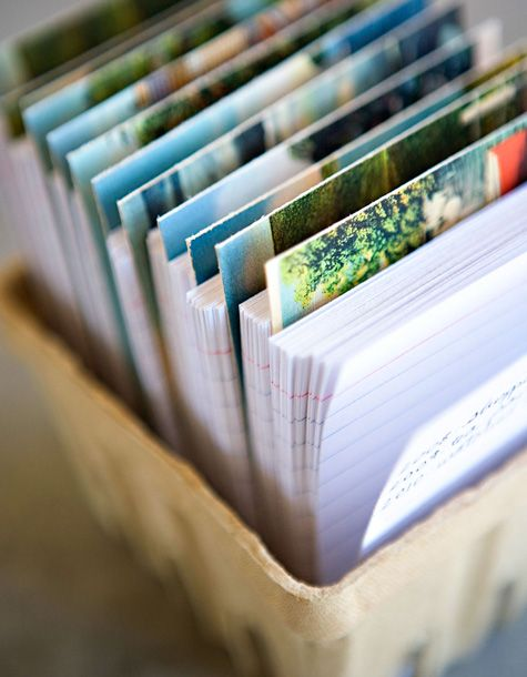 7 Easy DIY Calendar Ideas: Vintage Postcards, Calendar Journal, Calendarjournal 06, Calendars Journals, Diy'S, Gift Ideas, Craft Projects, Craft Ideas, Diy Projects