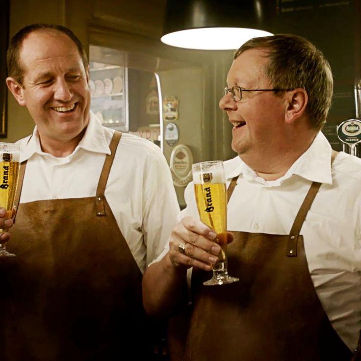 Wie kent ze niet; onze bourgondische vrienden van de Brand Bierbrouwerij.