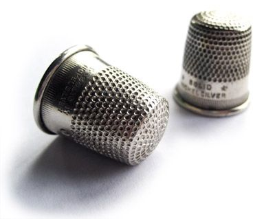 Are You a Digitabulist? Well, you are if you collect thimbles. January 2013 (www.quiltviews.com)