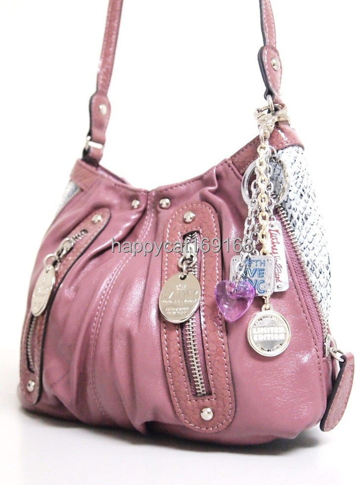 kathy van zeeland | Kathy Van Zeeland Special Handbag Fushia | eBay