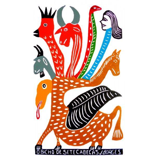J.Borges - Bicho de Sete Cabeças