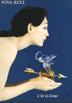 L'Air du Temps by Nina Ricci (1995).
