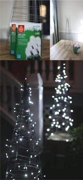 Decoración fácil de navidad