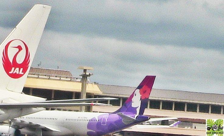 JAL(日本航空)とハワイアン航空は包括的業務提携を発表。 来年夏季ダイヤが始まる2018年3月25日から、日本-ハワイ路線でコードシェア便の運航(共同運航)、空港ラウンジの相互利用、マイルのサービスでも連携。 http://b-alohastay.com/pmh/blog170927/ #ハワイ #ワイキキ #コンドミニアム #アクアパシフィックモナーク #日本航空 #JAL #ハワイアン航空 #コードシェア #マイレージ