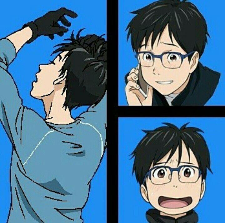 Yuri!! on Ice: Yuri Katsuki
