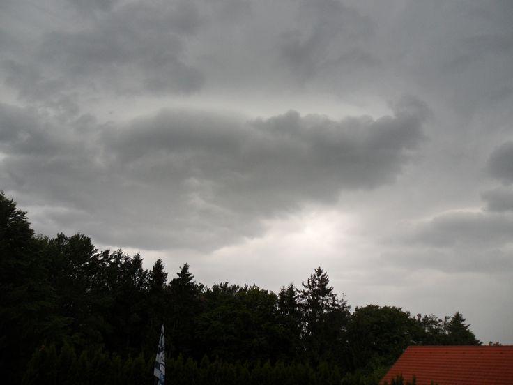 07.05.2014 - Kaltfrontaufzug bzw. die Ruhe vor dem Sturm(Sieg) @ Gleisdorf (STMK)