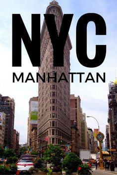 TOP THINGS TO DO OR SEE IN NYC