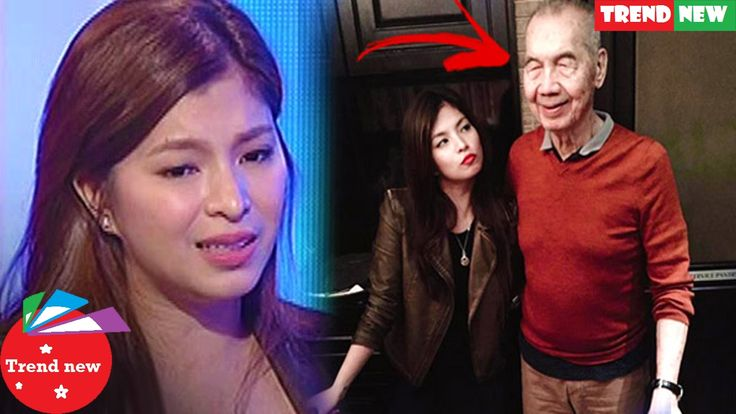 Angel Locsin Celebrates Her Dad's 90th Birthday With a Sweet Message