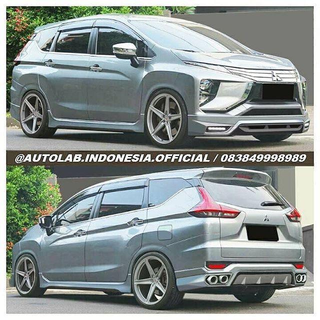 Stancenation Indonesia Mitsubishi Xpander With Bodykit Autolab Indonesia Official Autolab Indonesia Official Autolab Mitsubishi Stanced Cars Stance Nation