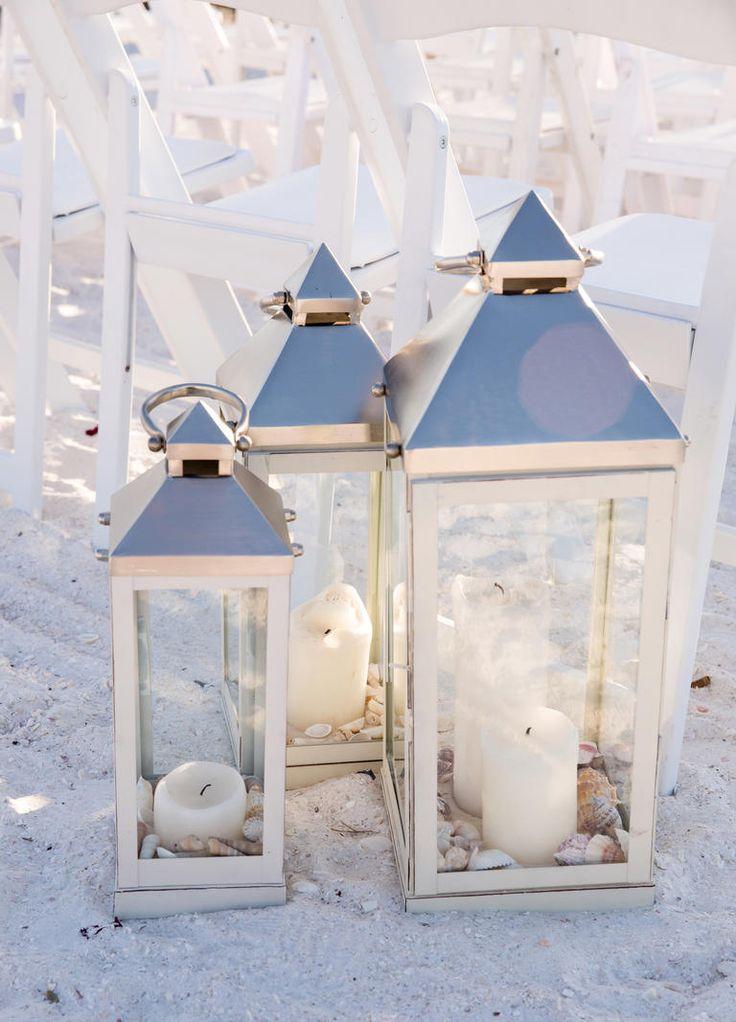 The 25 best Beach wedding decorations ideas on Pinterest