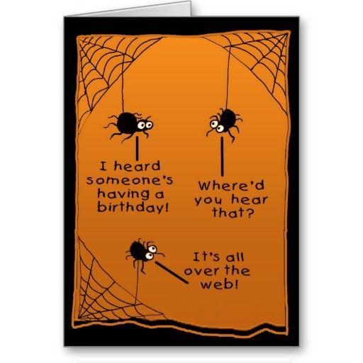 funny halloween birthday jokes