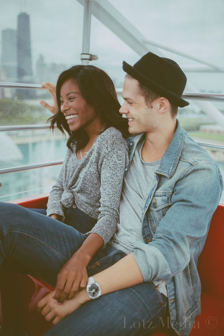 ♥ Interracial Couples...Cute ♥ — 2oceansmeet:   I really love that Fabian and I get...