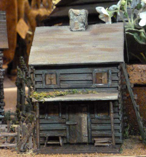 150 Best Images About Primitive Little Decorative Cabins