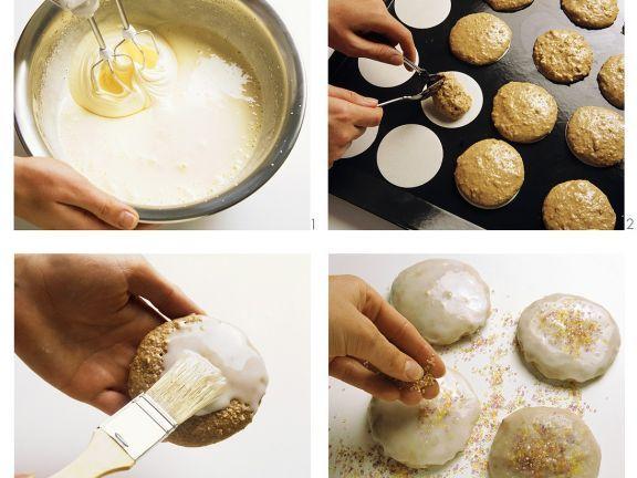 Nürnberger Lebkuchen backen ist ein Rezept mit frischen Zutaten aus der Kategorie Backen. Probieren Sie dieses und weitere Rezepte von EAT SMARTER!