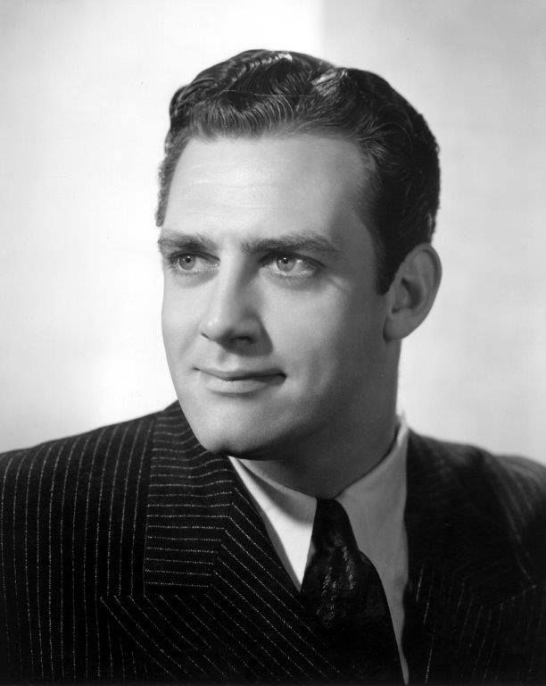 Raymond Burr | Radio Star | Old Time Radio Downloads