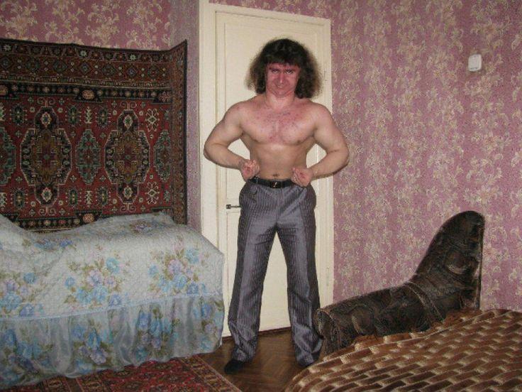 30 absurdas y del todo inexplicables fotografías extraídas de páginas de citas rusas