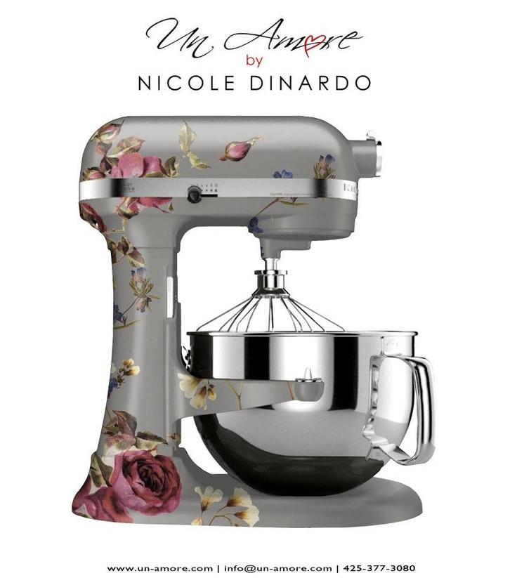 78 best KitchenAid art by Nicole Dinardo images on Pinterest ...
