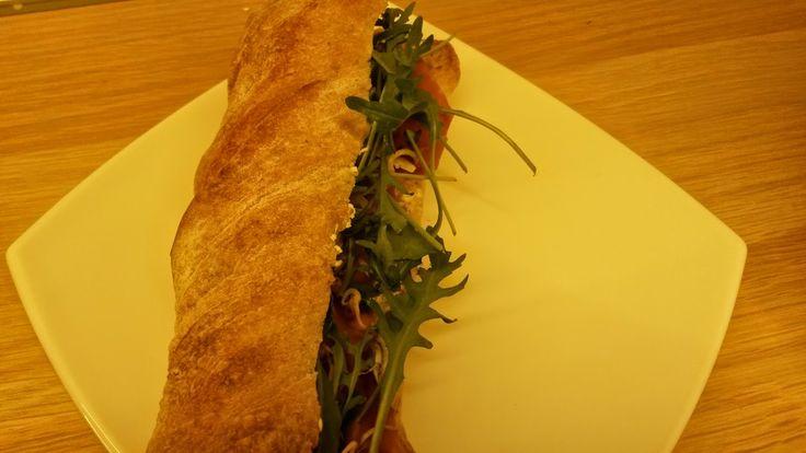 Dorkakonyha: Mangalica sonkás szendvics