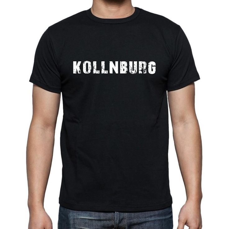 kollnburg, Men's Short Sleeve Rounded Neck T-shirt