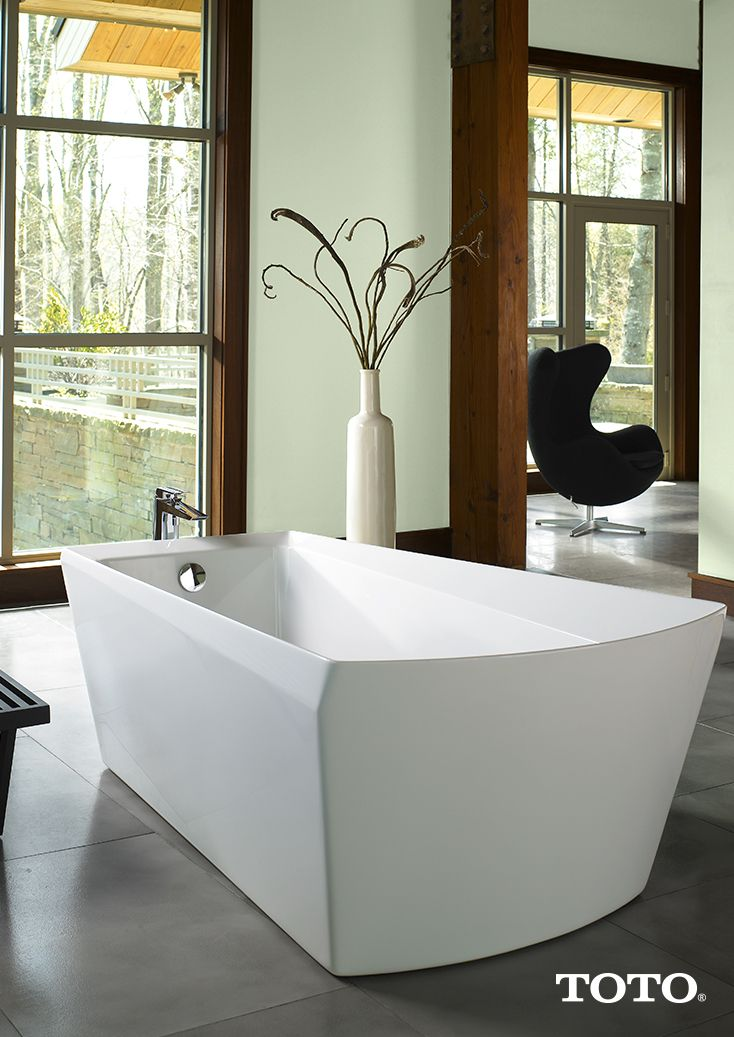 MID RANGE   DEEP SOAKER TUB: Smaller, Yet Deeper, Than The Standard  Bathtub, Soaker Tubs Provide A Relaxing, Spa Like Retreat In Your Bathroom.