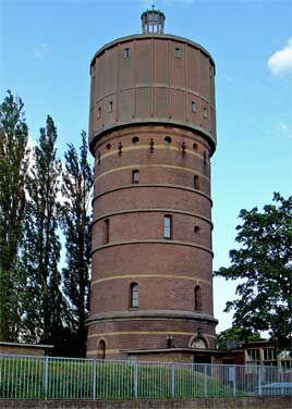 Watertoren Enschede - Lijst van watertorens in Nederland - Wikipedia