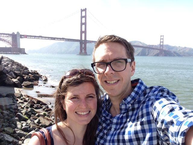 Golden Gate Bridge, SF
