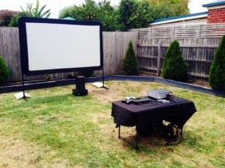 Outdoor Cinema - Melbourne's Mobile Backyard Movie nights, Cinema, Melbourne, VIC, 3000 - TrueLocal